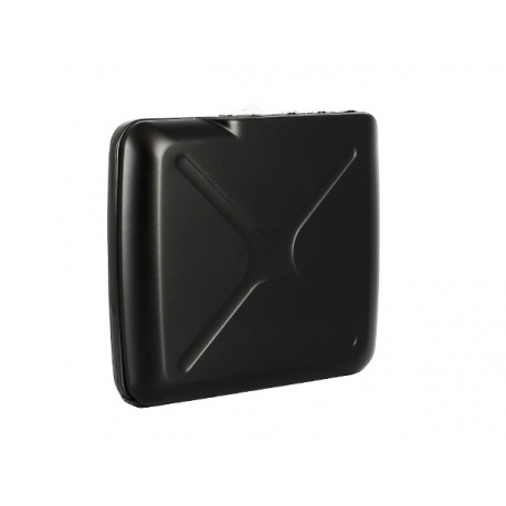 808d23567a8f3 Portfel Ögon Code Wallet Black - SlimWallet.pl
