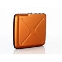 Portfel Ögon Code Wallet Orange