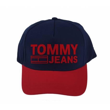 Czapka Tommy Hilfiger TJU Logo
