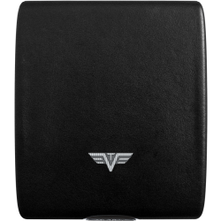 Portfel Tru Virtu Money & Cards Leather Line Lizzard Black