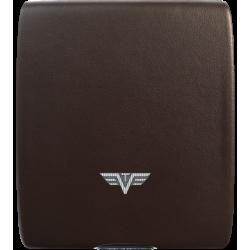 Portfel Tru Virtu Money & Cards Leather Line Nappa Black