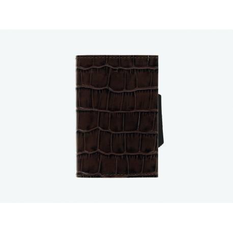 Portfel Ögon Design Cascade Full Black