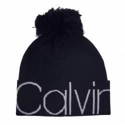 Czapka Calvin Klein Pom Pom