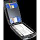 Portfel Tru Virtu Cash & Cards Leather Line Nappa Black