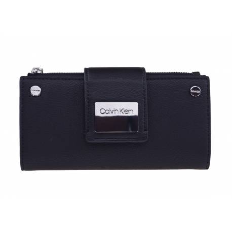 Portfel Calvin Klein Lock