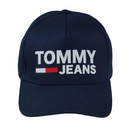 Czapka Tommy Hilfiger TJM Flock