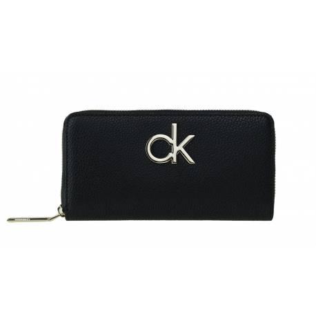 Portfel Calvin Klein Re-Lock