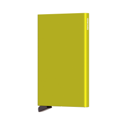Portfel Secrid Cardprotector Lime