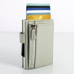 Portfel Ögon Design Cascade Snap Zipper Blaster