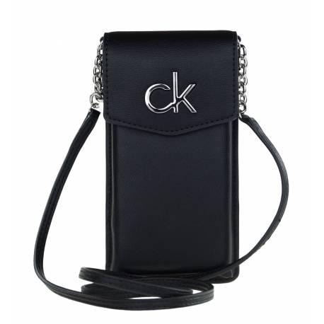 Etui Calvin Klein RE-LOCK PHONE POUCH