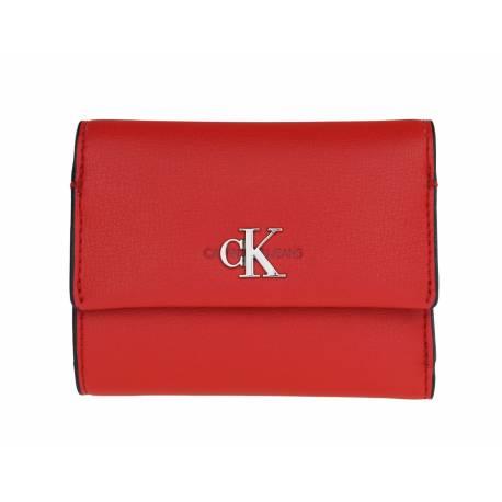 Portfel Calvin Klein CKJ Mono Hardware