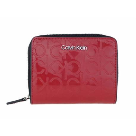 Portfel Calvin Klein Must EM Zip W/Flap