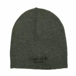 Czapka Calvin Klein Beanie No Fold
