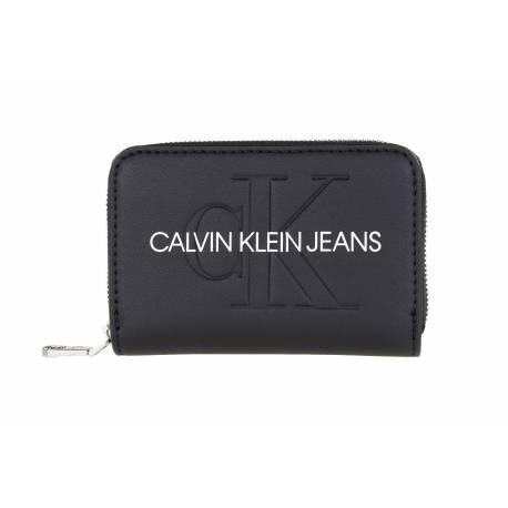Portfel Calvin Klein Med Zip Around