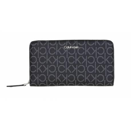 Portfel Calvin Klein Z/A Monogram XL