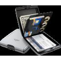 Portfel Tru Virtu Money & Cards Silk Line Silver Arrow