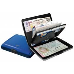 Portfel Tru Virtu Papers & Cards Classic Line Blue Ocean