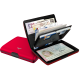 Portfel Tru Virtu Papers & Cards Silk Line Red Pepper
