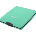 Portfel Tru Virtu Money & Cards Leather Line Turquoise