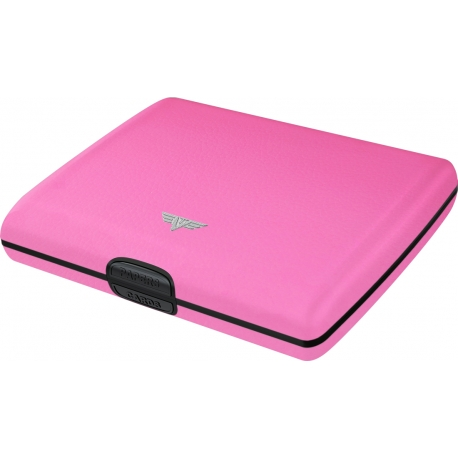 Portfel Tru Virtu Papers & Cards Leather Line Pink Pebble