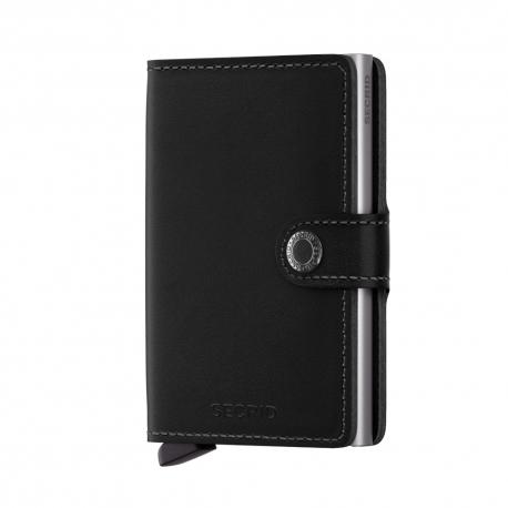 Portfel Secrid Miniwallet Original Black