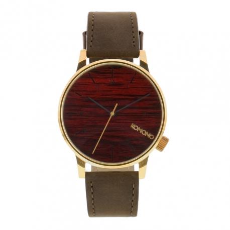 Zegarek Komono Gold Wood