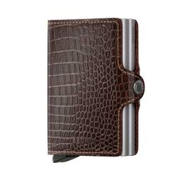 Portfel Secrid Twinwallet Amazon Brown