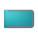 Portfel Dosh Luxe Azure