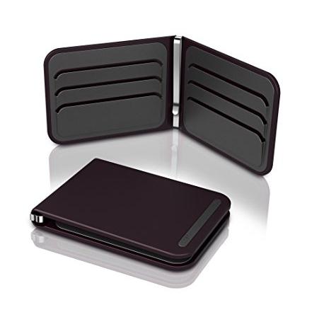 Portfel Dosh RFID Aero Garnet