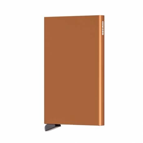 Portfel Secrid Cardprotector Rust